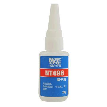 耐特 瞬干胶,NT496,20g/支