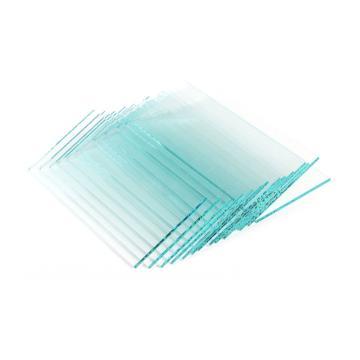 恒天龙HTL 电焊白玻璃镜片,2*50*108