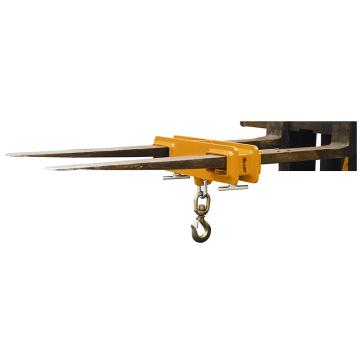 虎力 叉车专用吊夹,载重(T):1,MK10