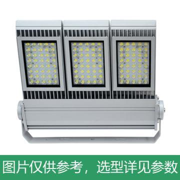 耀嵘照明 LED泛光灯,300W,白光,YR-FL390-W300,含U型支架,单位:个