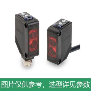 欧姆龙 距离光电开关,E3Z-LS61 2M BY OMS放大器内置 设定型