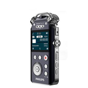 飞利浦会议录音笔,VTR7800 16G 专业远距离高清降噪会议采访取证学习上课培训录音笔