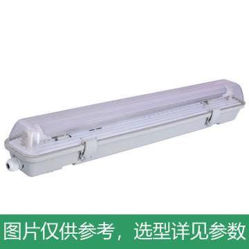 耀嵘照明 LED三防支架灯,18W,白光,YR-XD302-W18,单位:个