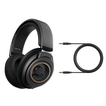 飞利浦头戴式HiFi音乐游戏耳机,SHP9600 舒适贴耳上网课专用 苹果安卓电竞吃鸡手机通