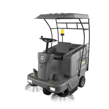 KARCHER 卡赫驾驶式扫地车,带顶棚式大面积清扫车 KM 130/130扫地机顶棚版
