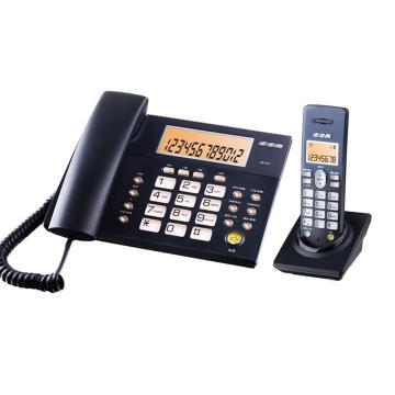 步步高 电话机, 灰蓝色,HWDCD007(101)TSD