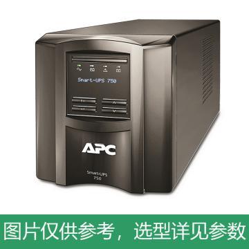 APC Smart-UPS电源,750VA,SUA750ICH-45,内置蓄电池