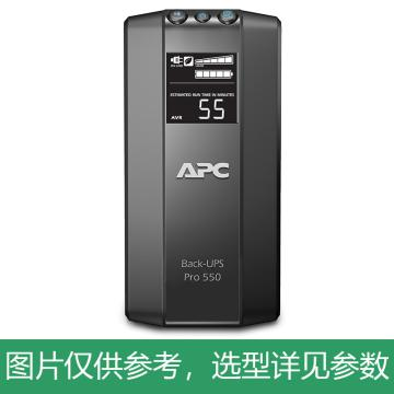 APC 节电型Back-UPS不间断电源,BR550G-CN,内置蓄电池