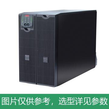 UPS电源,APC,RT系列,SURT8000UXICH,8000VA,需另购蓄电池搭配使用
