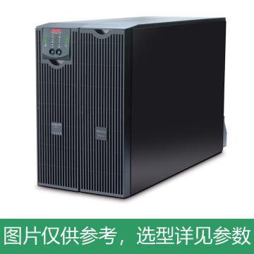 UPS电源,APC,RT系列,SURT8000XLICH,8000VA,内置蓄电池