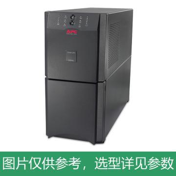 UPS电源,APC,Smart-UPS,SUA2200UXICH,2200VA,需另购蓄电池使用