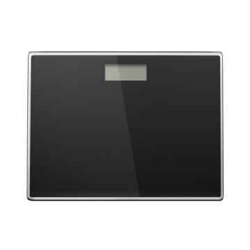 唐年 电子秤,BS7733A 黑色 透明边玻璃 单位:个