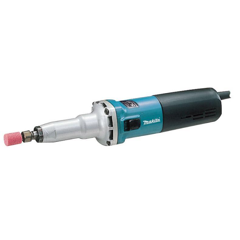 牧田电磨直磨机直向砂轮机,750W 8mm夹头 可调速加长型,GD0800C