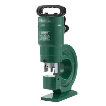 世达 分体式液压冲孔机,冲孔能力铜铝12mm/铁10mm,出力31 Ton,99047