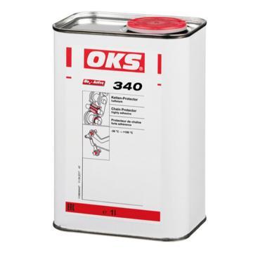 OKS 高粘性链条保护剂,OKS 340,5L/桶