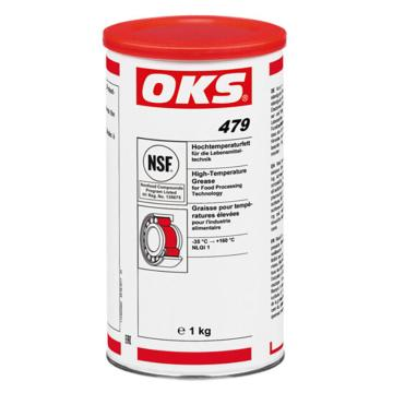 OKS 食品级高温润滑脂,OKS 479,1kg/罐