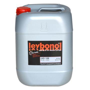 莱宝 真空泵油,LVO 108,20L/桶
