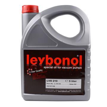 莱宝 真空泵油,LVO 210,5L/桶