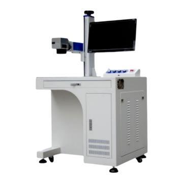 珊达激光 光纤激光打标机,50W,带工控电脑,KFX-50L