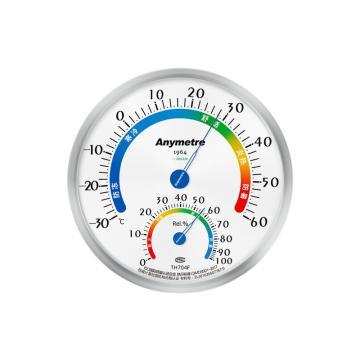 美德时 机械式温湿度表,TH704F