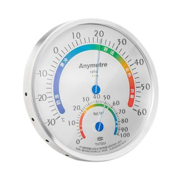 美德时 机械式温湿度表,TH705F