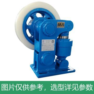 艾德姆Ymatom 对称空心轮毂型滚轮罐耳,L30STK,煤安证号MCI150104