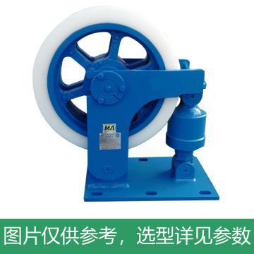 艾德姆Ymatom 对称空心轮毂型滚轮罐耳,L42.5STKK,煤安证号MCI150106