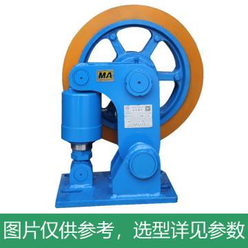 艾德姆Ymatom 对称空心轮毂型滚轮罐耳,STFKL45K,煤安证号MCI100027