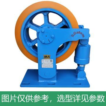 艾德姆Ymatom 对称空心轮毂型滚轮罐耳,STFL45KK,煤安证号MCI100242