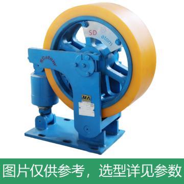 艾德姆Ymatom 对称空心轮毂型滚轮罐耳,STFL50KK,煤安证号MCI130306