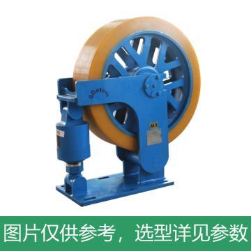 艾德姆Ymatom 对称空心轮毂型滚轮罐耳,LST60KK,煤安证号MCI180024