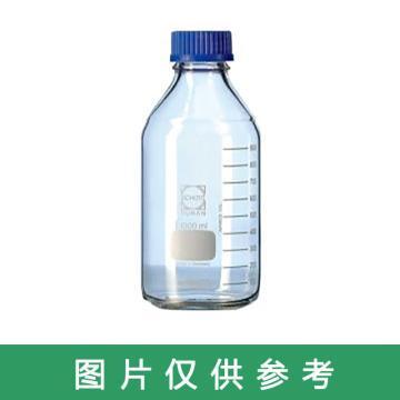 玻璃蓝盖试剂瓶,100ml