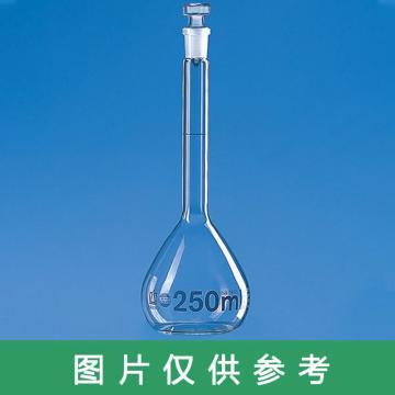 玻璃容量瓶,1000ml,BLAUBRAND®A级,1个/包