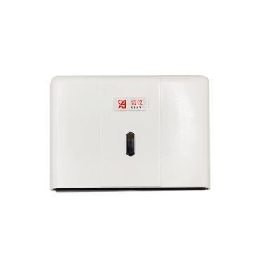 霞仪 擦手纸盒 白色 XY-008 单位:个