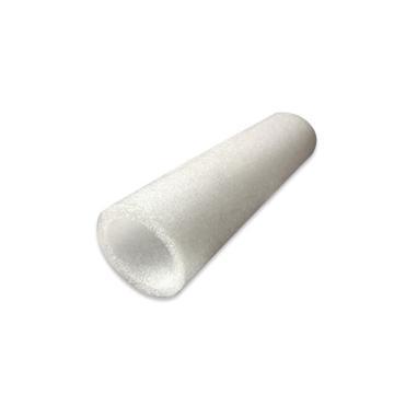 安赛瑞 泡棉珍珠棉空心管(100根装)Φ3.5cm×1m,内径Φ2.5cm(包),10553