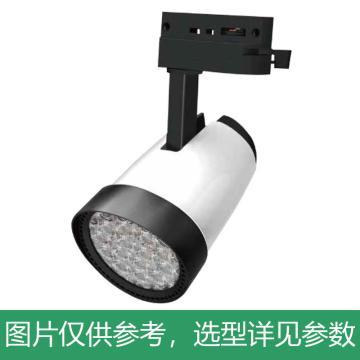开尔照明 LED金刚轨道灯,12W,黄光,15°配光,单位:个