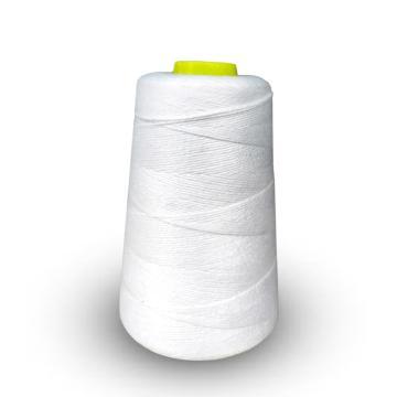 安赛瑞 白色封包线,大化纤,白色,11*7.5CM,线长600米(包),26071
