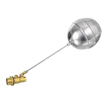 苏明 黄铜浮球阀,DN20,外螺纹