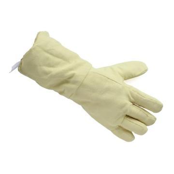 杜邦DuPont Kevlar防割耐450℃高温手套,KK3110