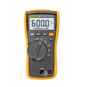 福祿克/FLUKE 真有效值數字萬用表,FLUKE-110/CN