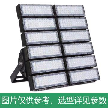 颇尔特 LED三防投光灯 POETAA716-L1000W 支架安装,单位:个