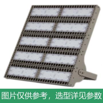 颇尔特 LED三防投光灯 POETAA716-L500W 支架安装,单位:个