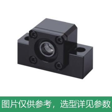 怡合达 方形丝杠支座组件,精密型,固定侧,LEB21-4