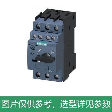 西门子SIEMENS 电机保护断路器,3RV60111JA15