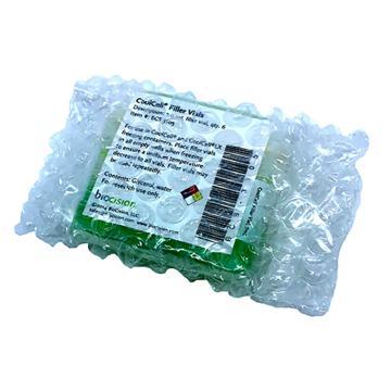 西域推荐 细胞冻存填充管2ml×6支 BCS-3105 (1盒) 3-6263-21