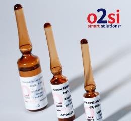 o2si 客户定制农残检测标准品|甲萘威和呋喃丹混标 标准品|1000mg/L于乙腈|1mL/瓶|-10℃保存