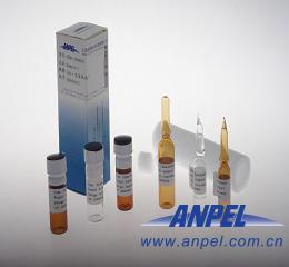 安谱实验ANPEL 烃类及酚类标准品|乙醛-2,4-DNPH|CAS:1019-57-4|100mg/L于乙腈|1ml/瓶|-20℃
