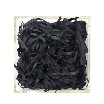 安赛瑞 拉菲草填充物,纸丝,100g/包,21#黑色(包),25142