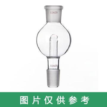 SYSBERY,防溅球,250ml,29/32转24/29,透明,高硼硅玻璃,6只/盒