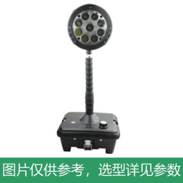 亿嘉 轻便移动灯,9×3W,白光,YJ6105,单位:个